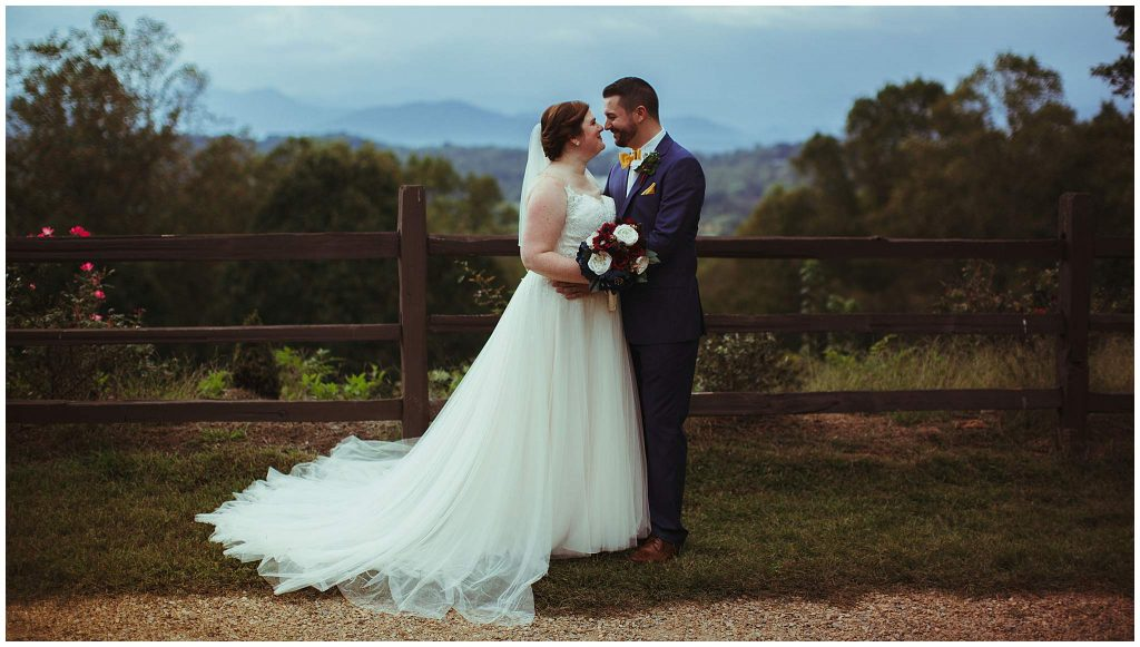Wedding Portraits at crest center and pavilion by cristian daily photography